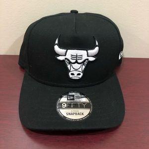 New Era 9Fifty A Frame Snapback, Chicago Bulls